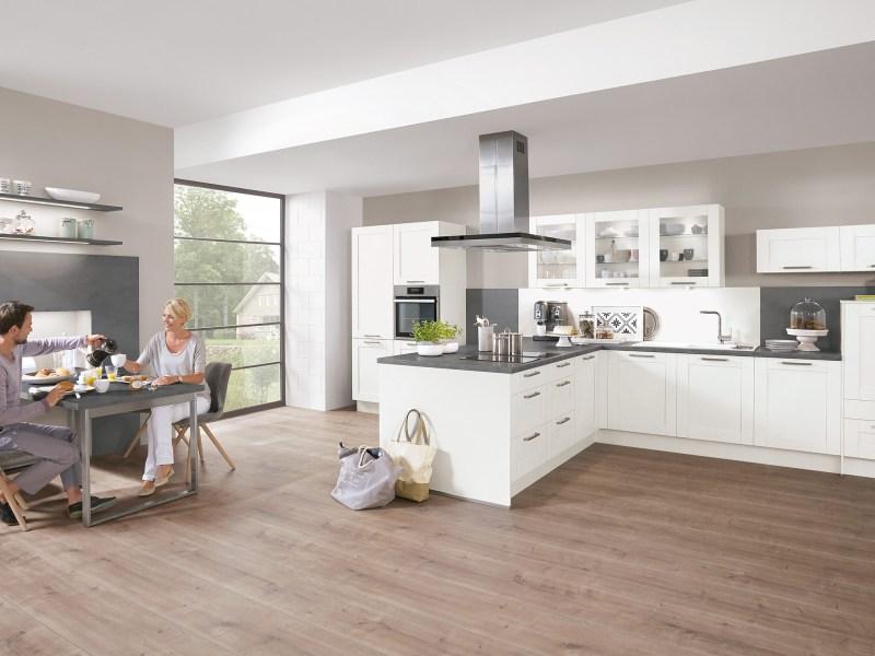 Küche norina 6153 weiß
