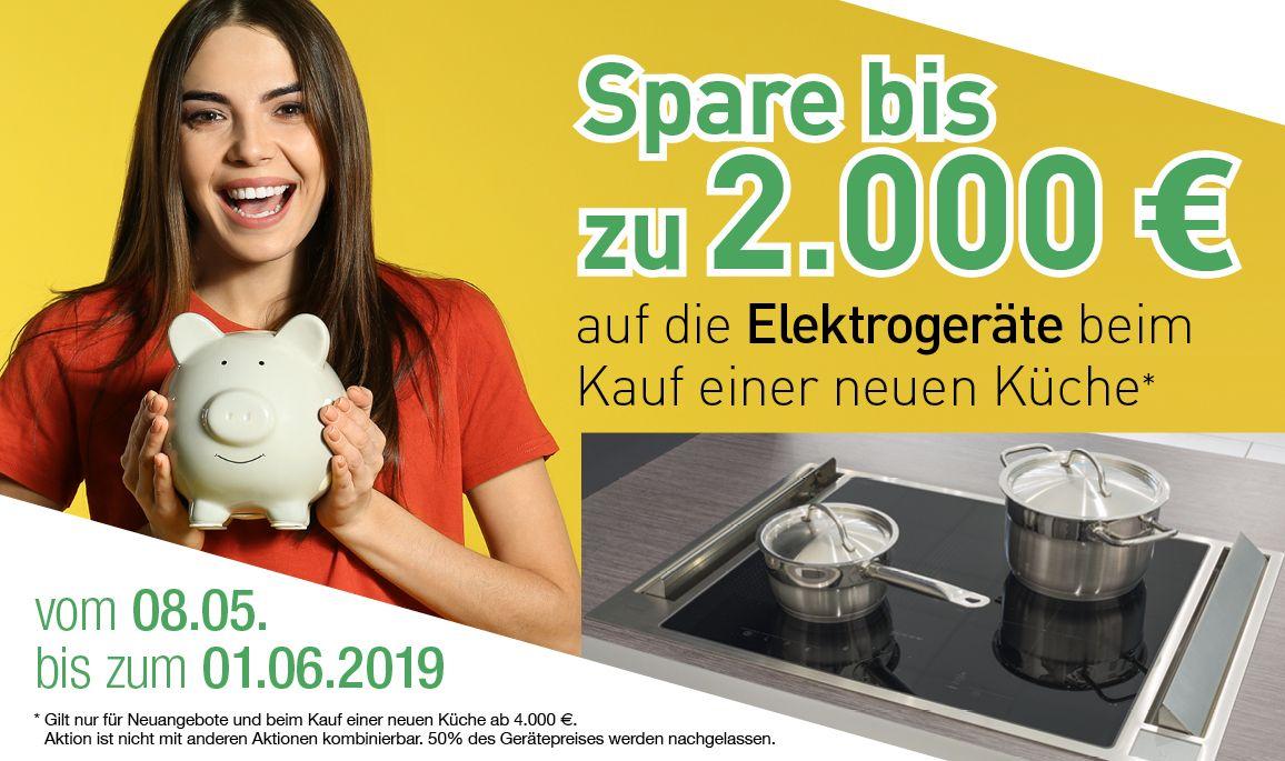 Alma KÜCHEN   Aktion Mai 2019